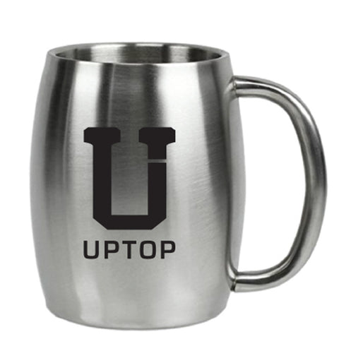 UPTOP 14oz DOUBLE WALL STAINLESS MUG