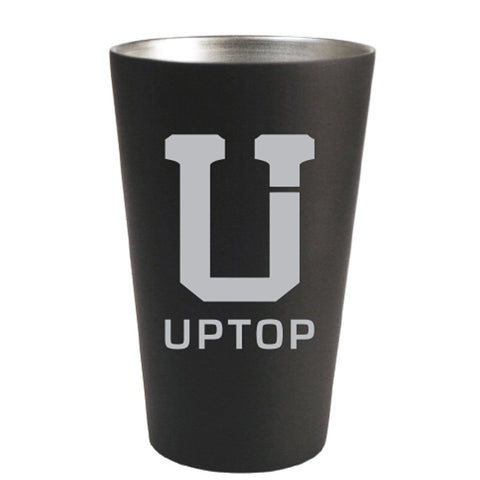 UPTOP DOUBLE WALL PINT GLASS