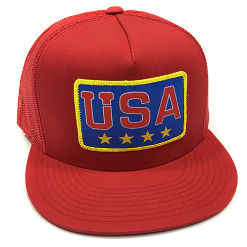 UPTOP USA LEGEND TRUCKER HAT