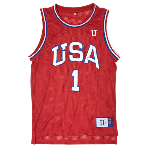UPTOP TEAM USA FLEX JERSEY