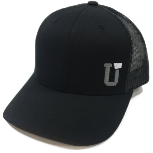 UPTOP CORNER UT/MT RETRO TRUCKER HAT