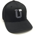 UPTOP UT MONTANA FLEXFIT HAT - BLACK/GREY