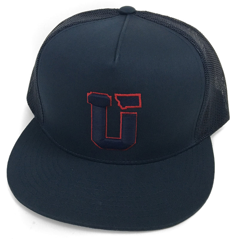 UPTOP UT/MT BORDER TRUCKER HAT