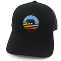 UPTOP WALKING SUNSET RETRO TRUCKER HAT
