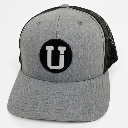 UPTOP SIMPLE RETRO TRUCKER HAT