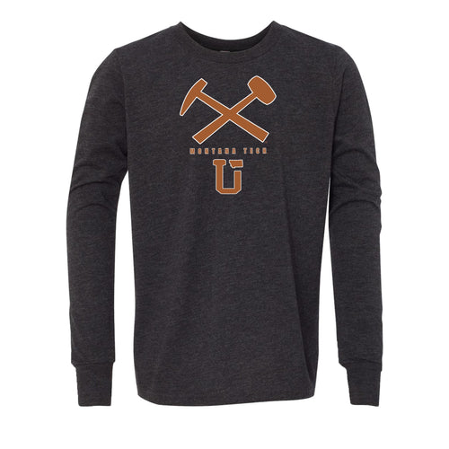 UPTOP / MT TECH LEGENDS YOUTH LONG SLEEVE TEE