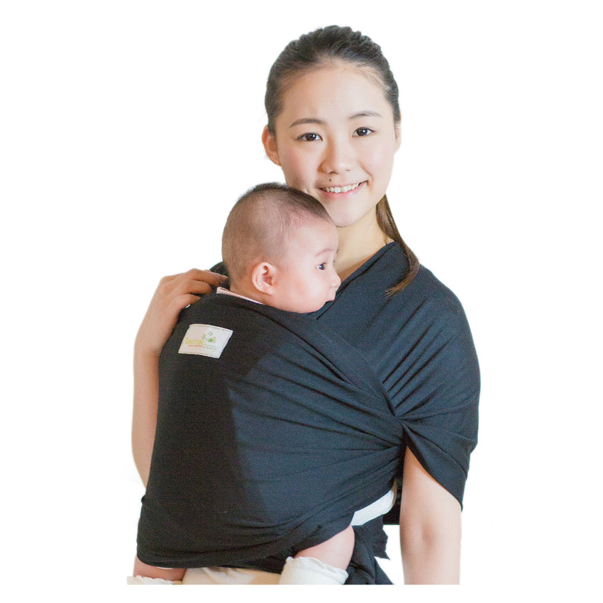 Classic Cotton Baby Wrap - SOFTER and STURDIER Proprietary Fabric