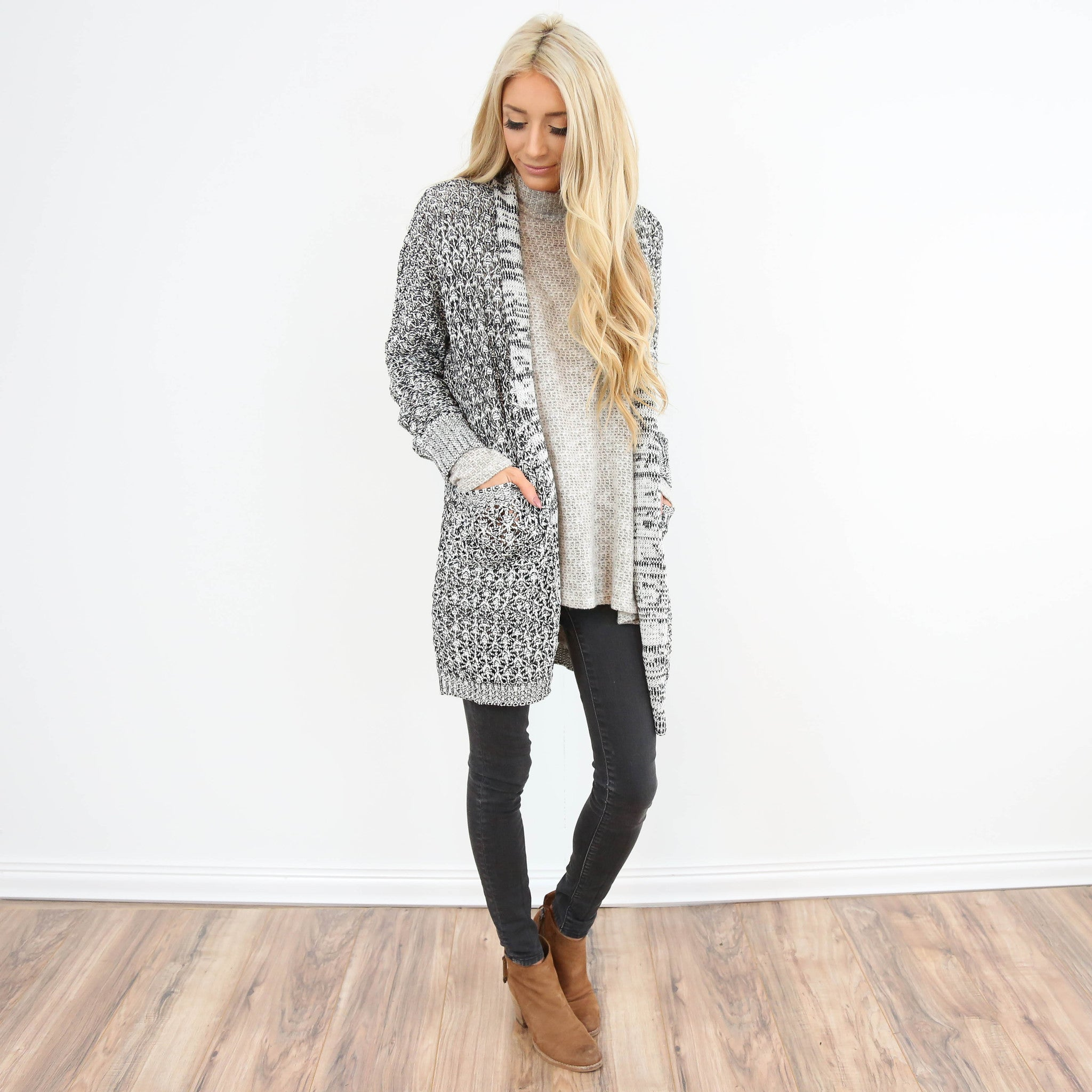 McGuire Knitted Cardigan
