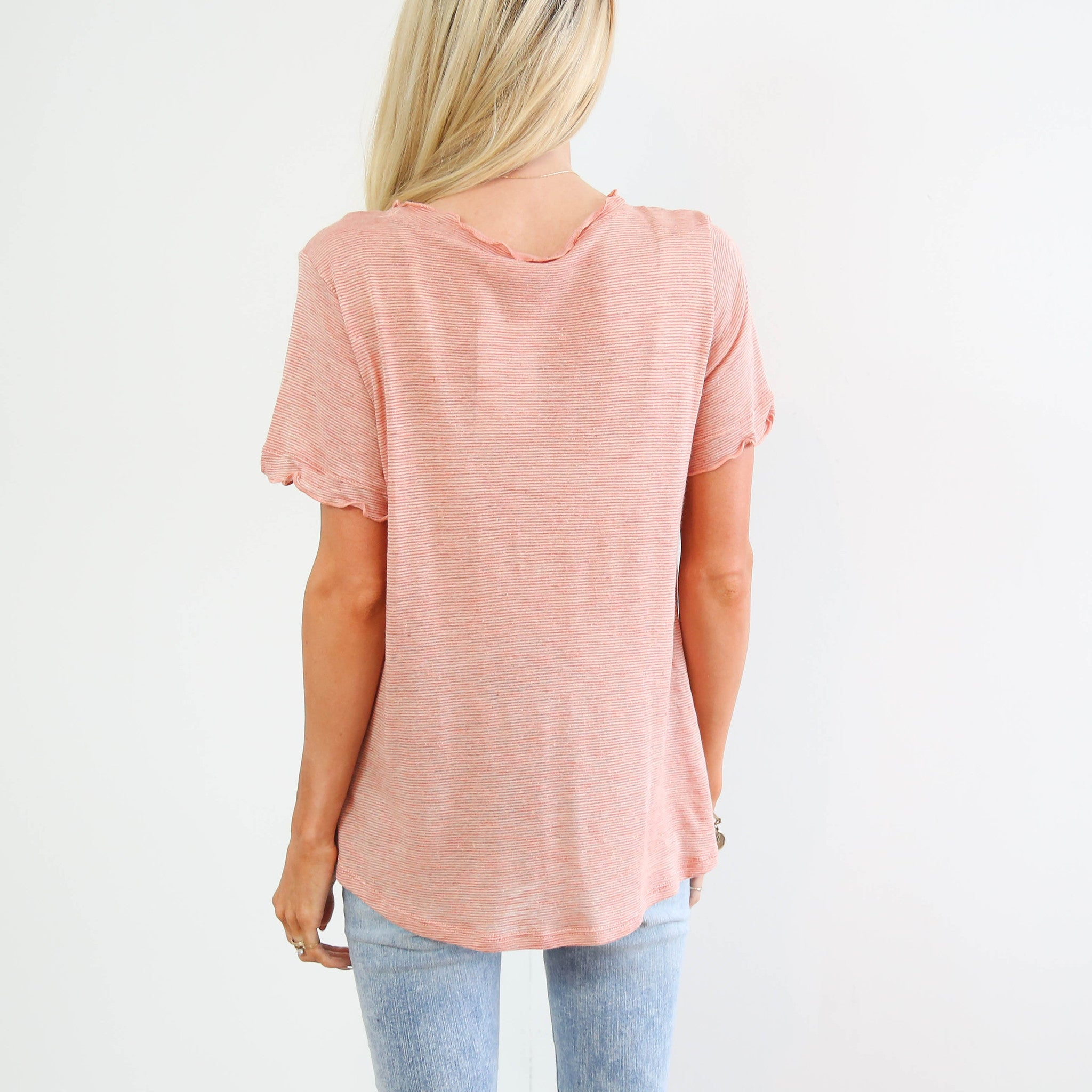 Coral Tee