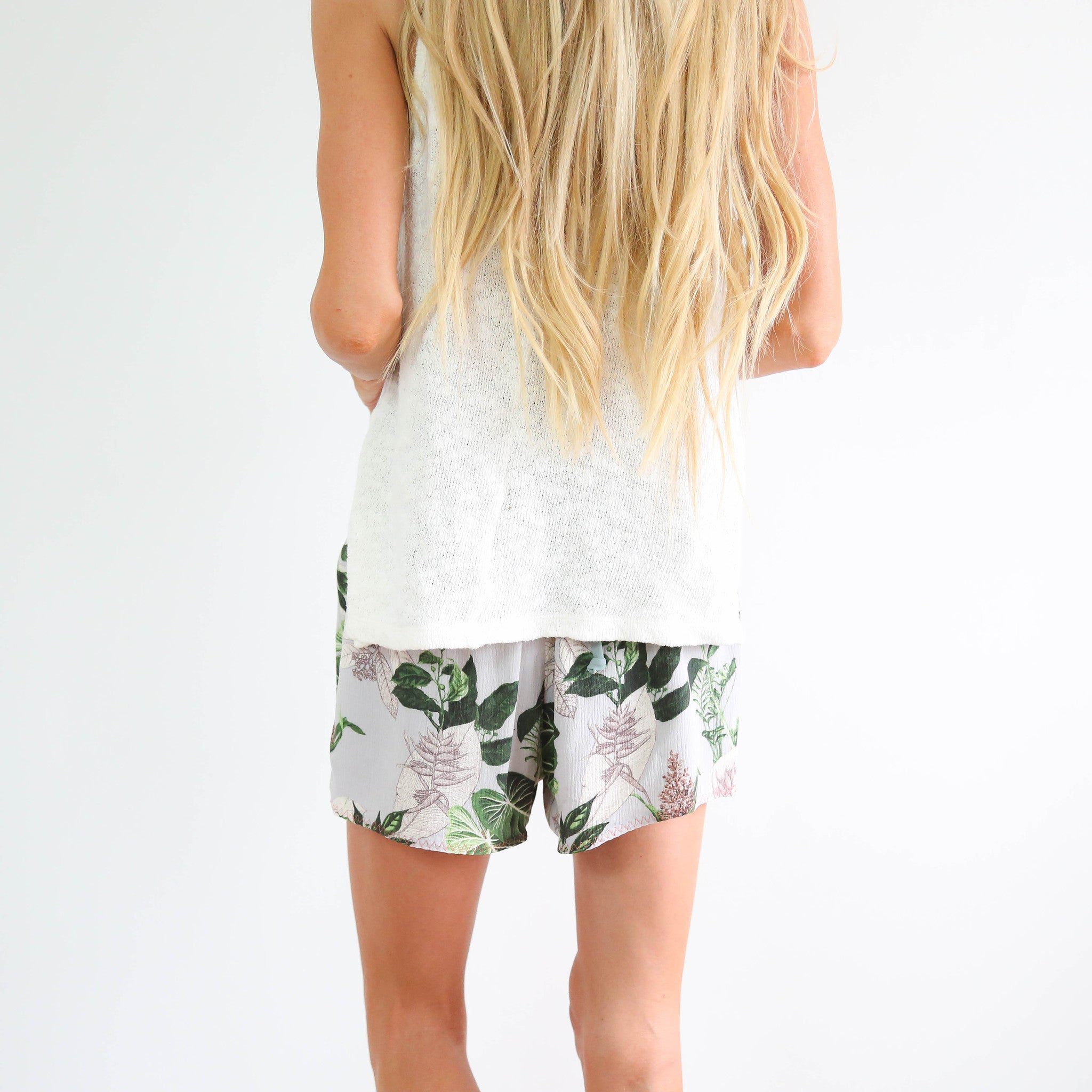 Tropic Printed Shorts