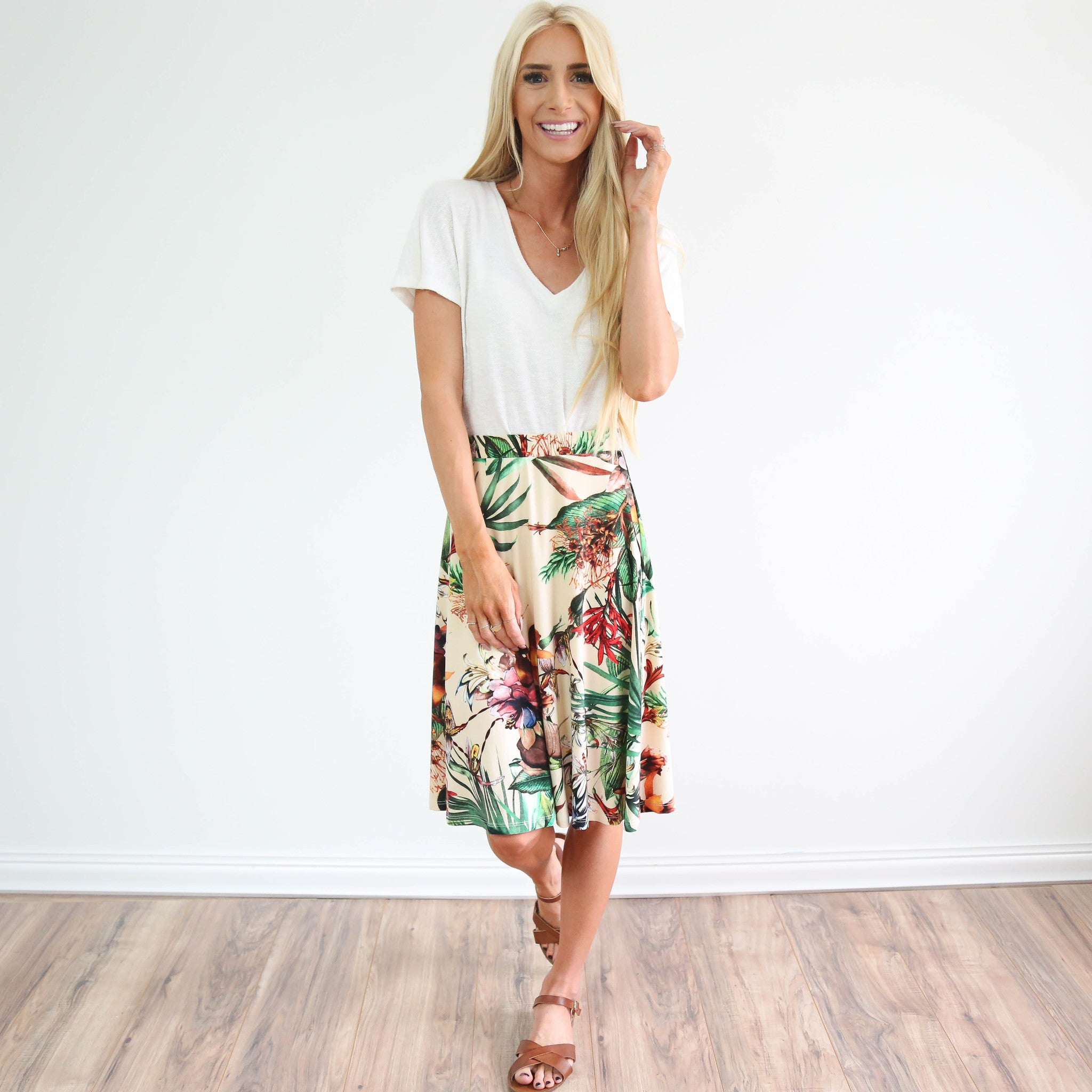 Boardwalk Skirt