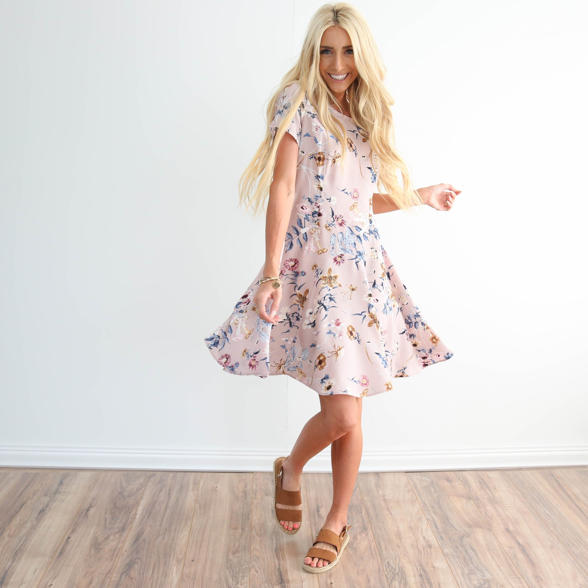 S & Co. Delilah Spring Dress
