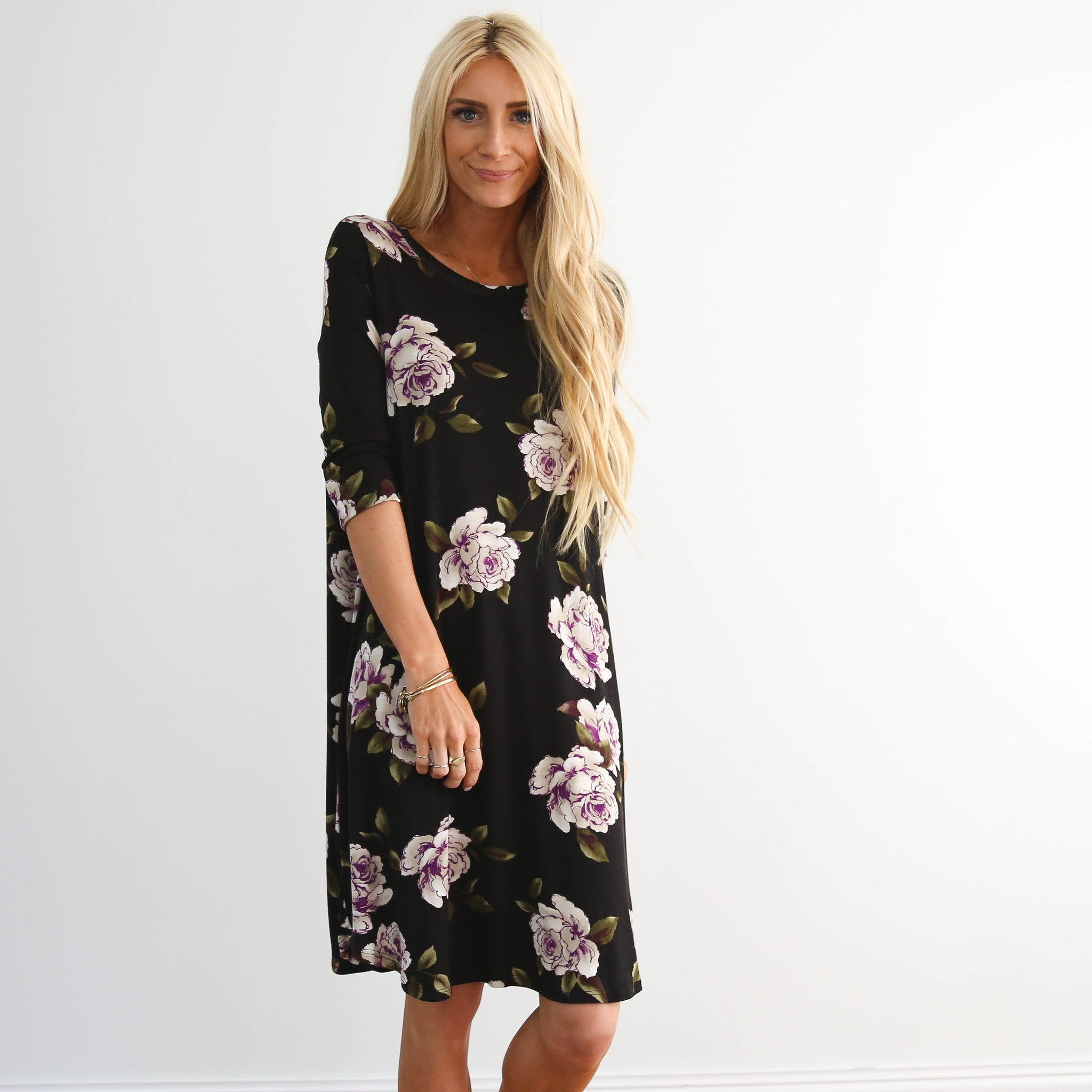 Teagan Floral Dress