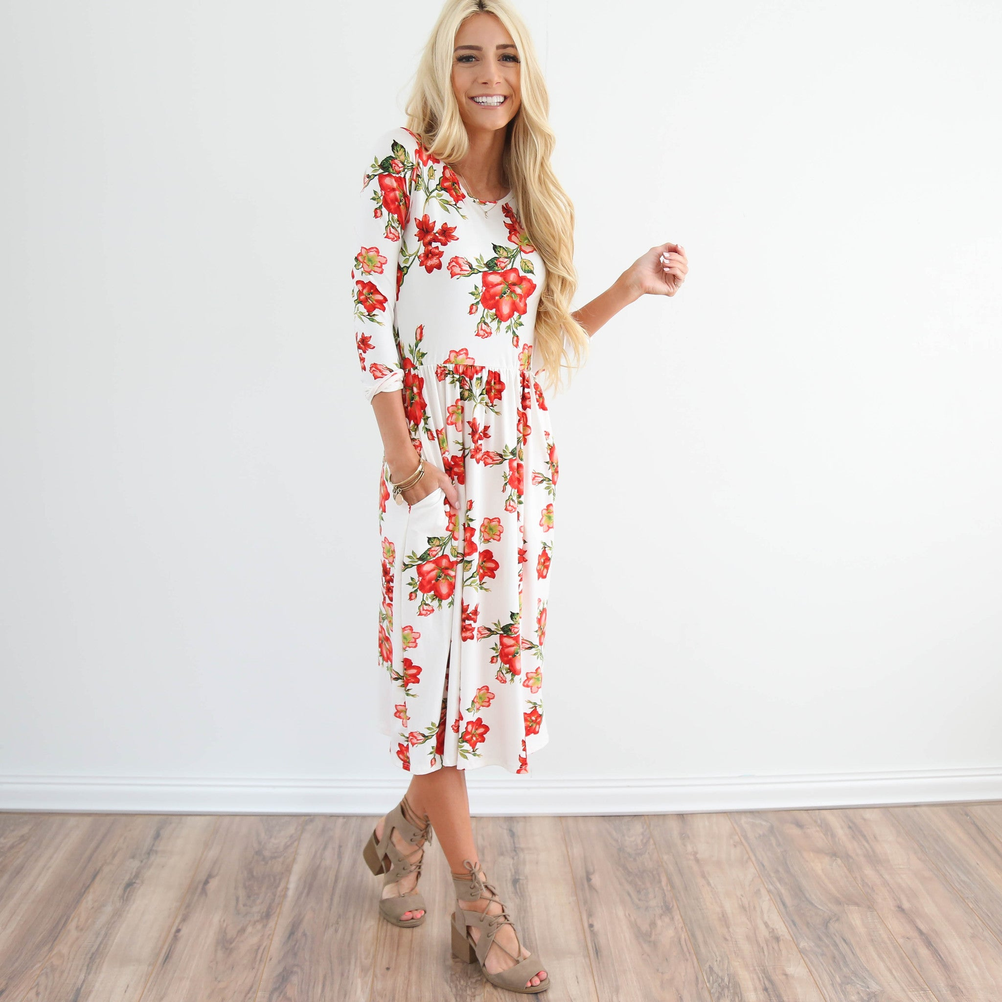 Leah Pocket Dress