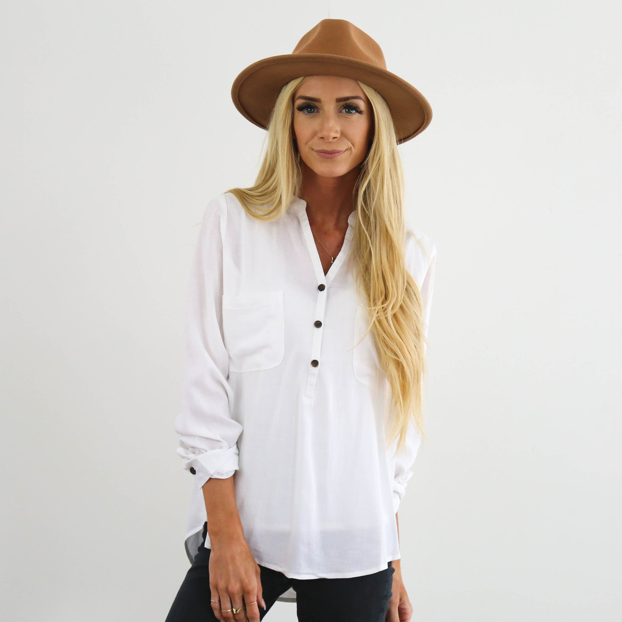 Ivory Henley Top
