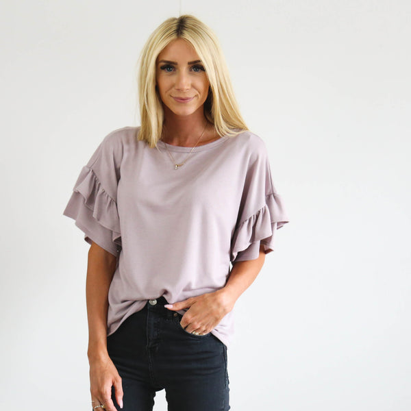 S & Co. Roxie Top