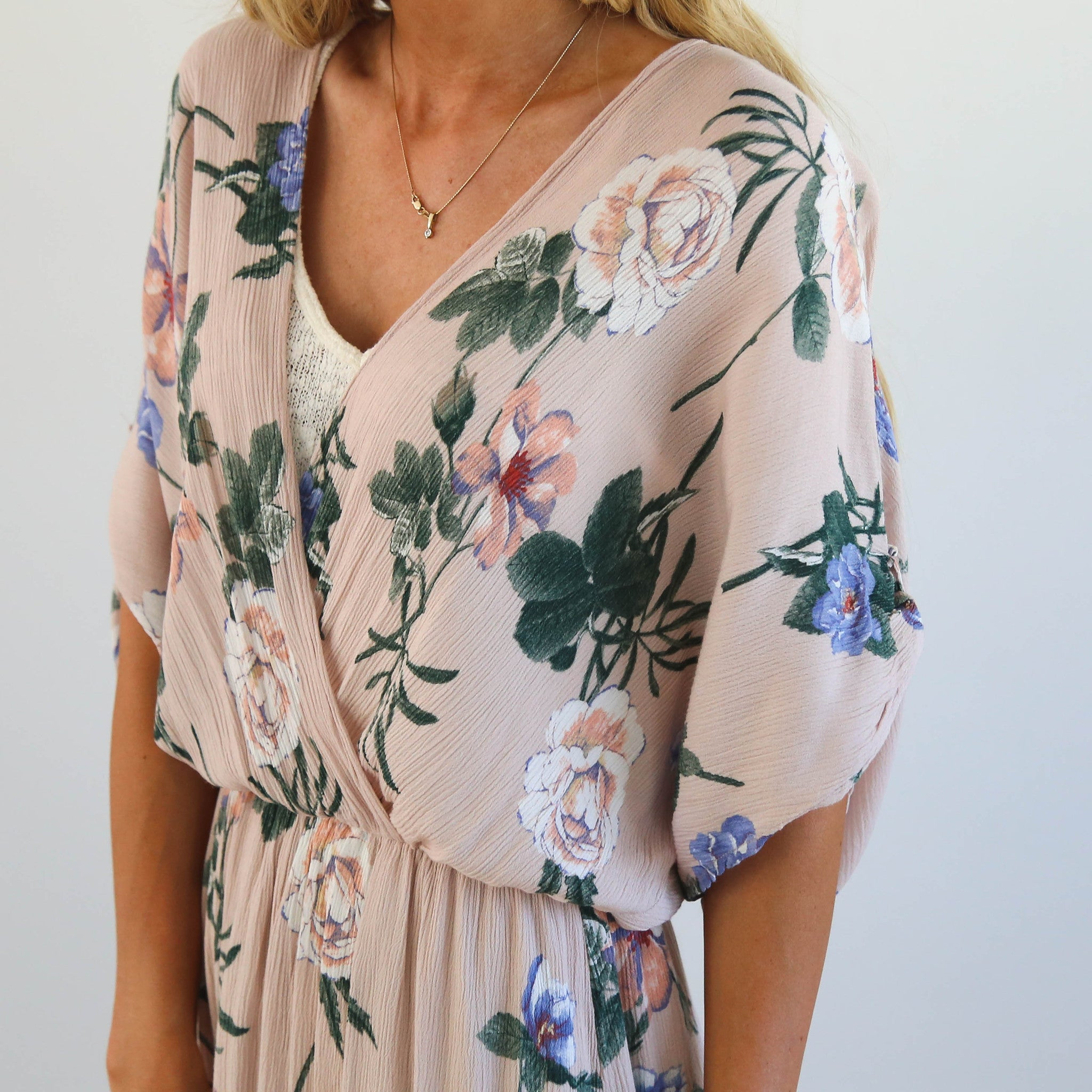 Monica Blooms Dress