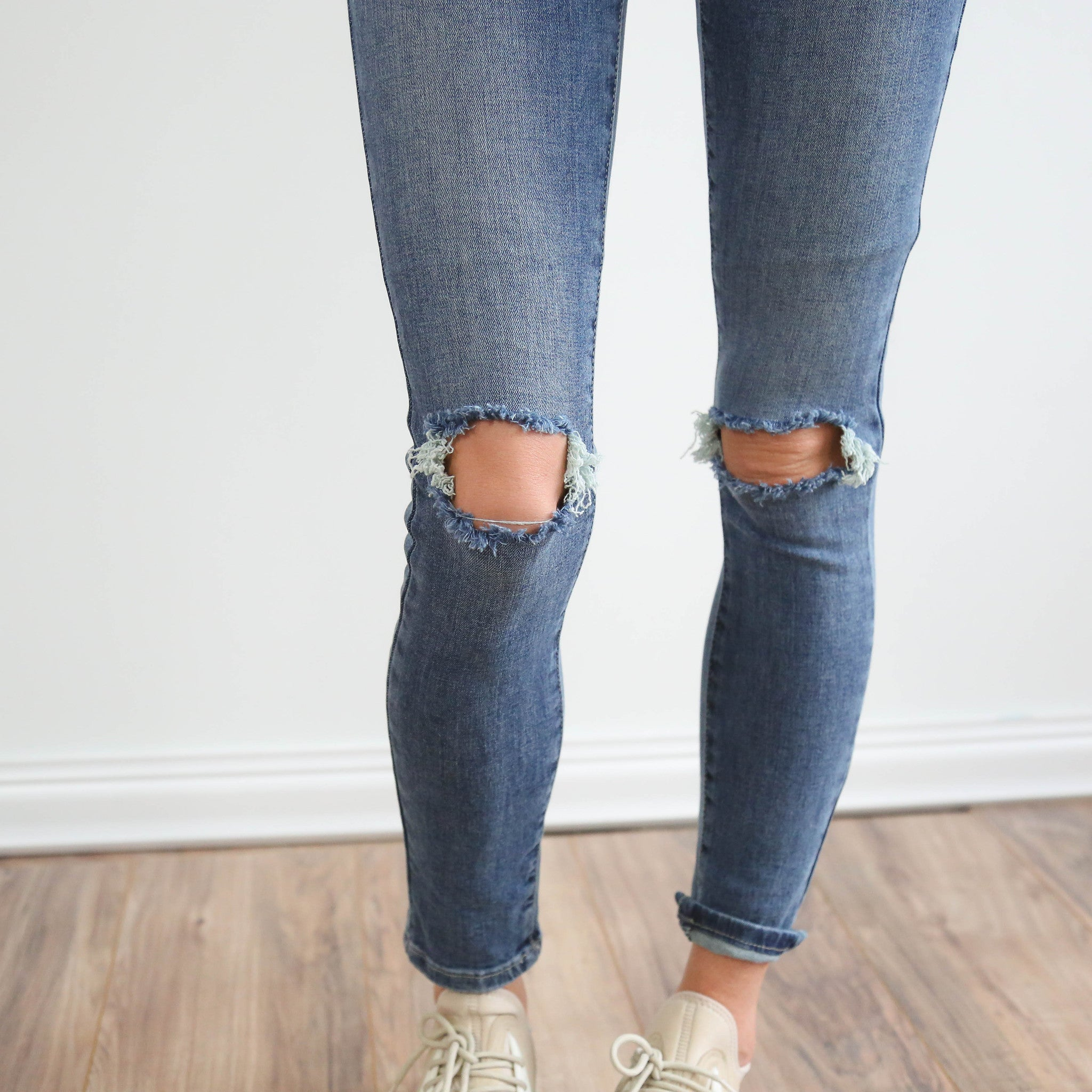 Drew Medium Wash Denim