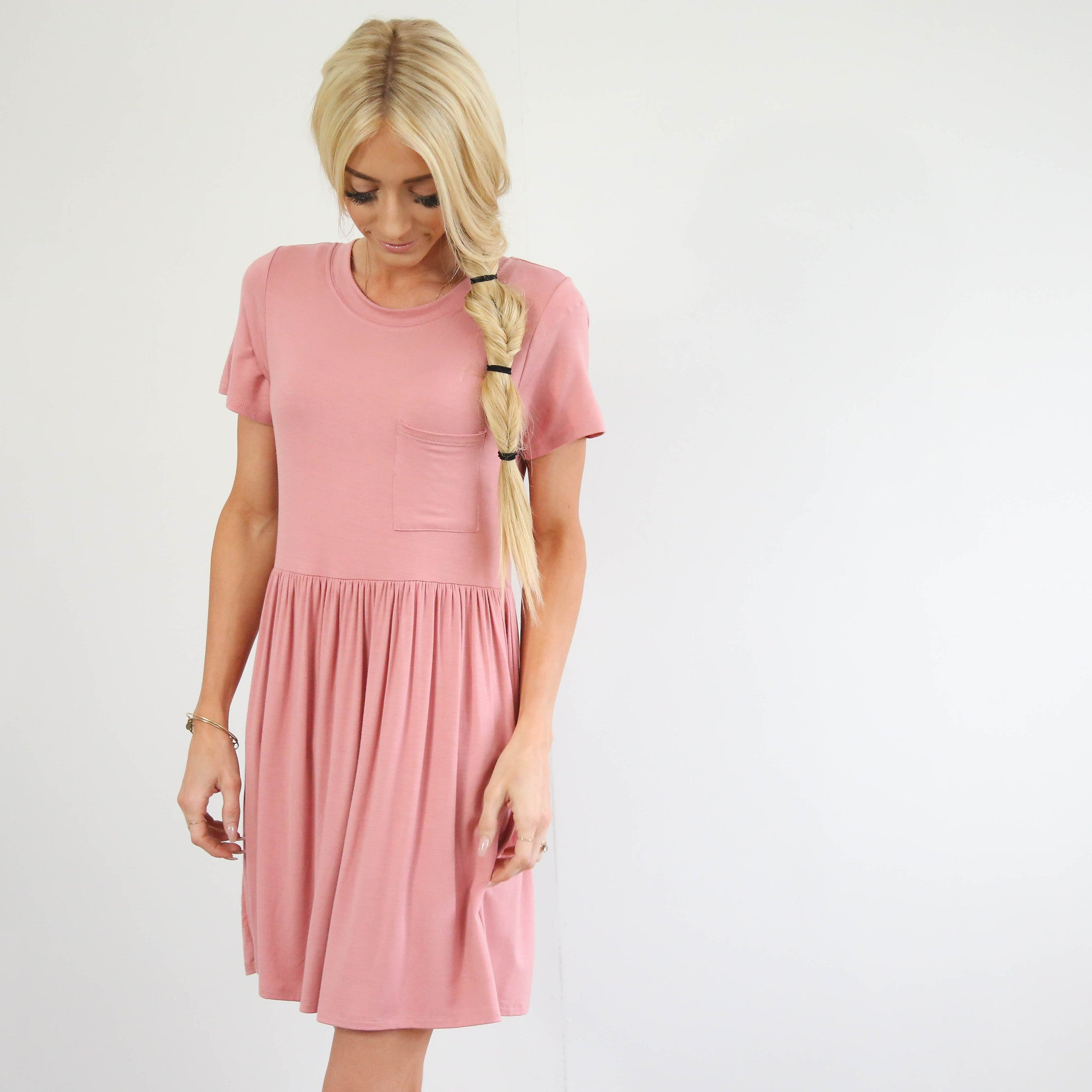 S & Co. Daytrip Baby Doll Dress
