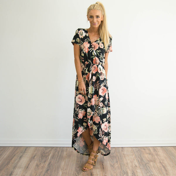Belize Floral Dress