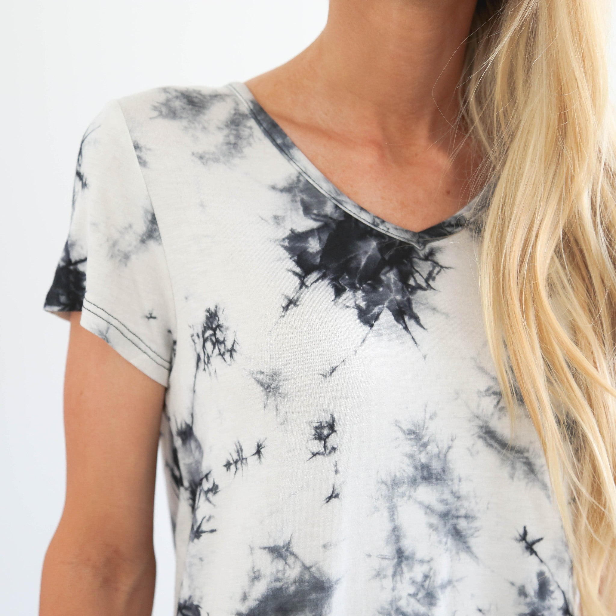 S & Co. Alexa Tie Dye Top