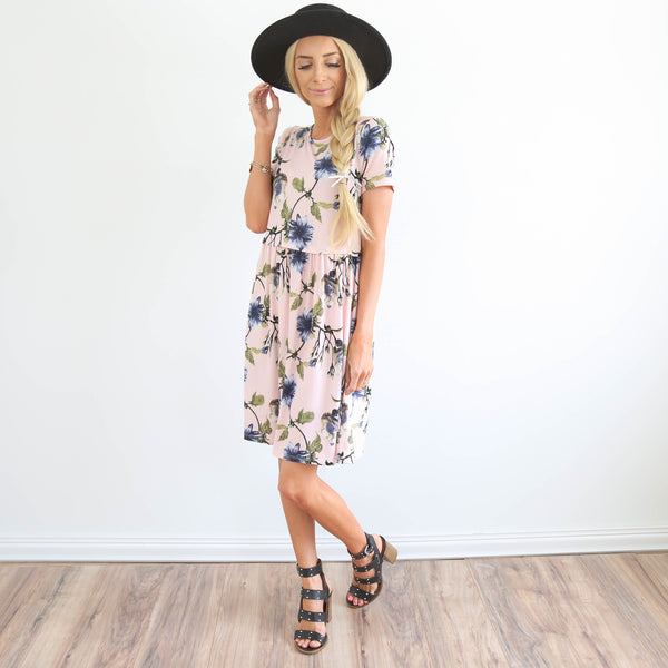 Sariah Floral Dress