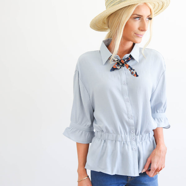 Countryside Button Up
