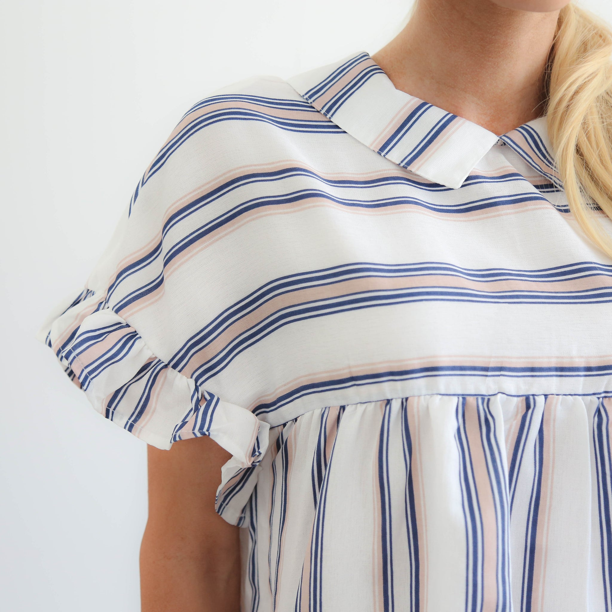 Fynn Stripe Top