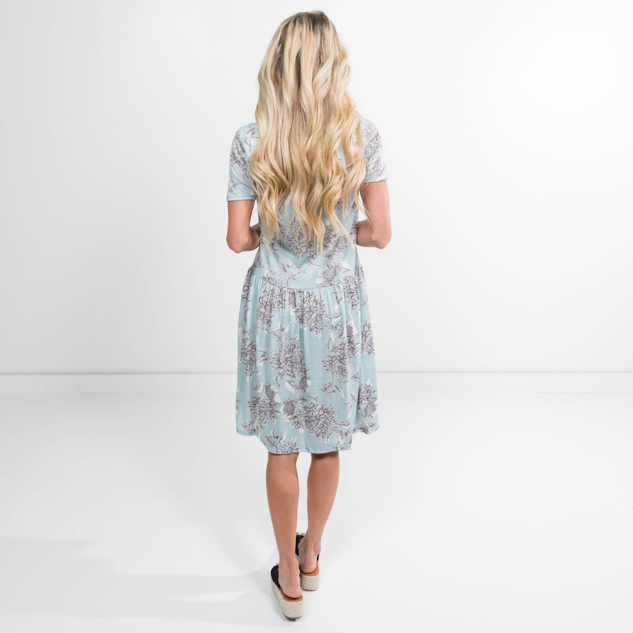Hayla Floral Dress