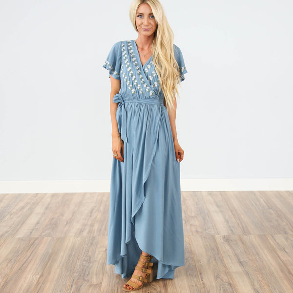 Pasadena Maxi Dress