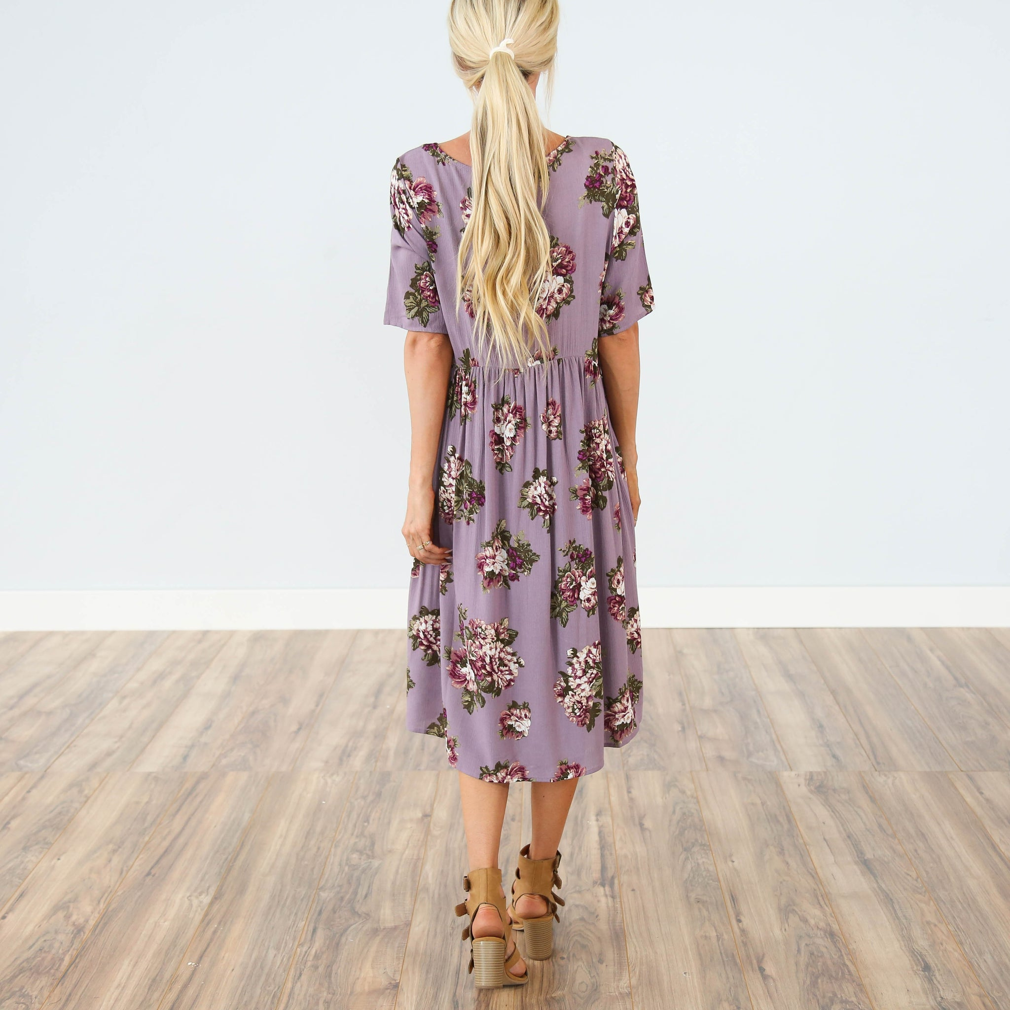 Tatum Floral Dress