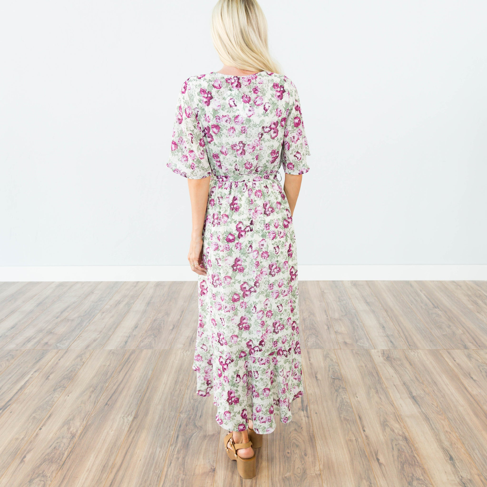 Wellington Printed Dress
