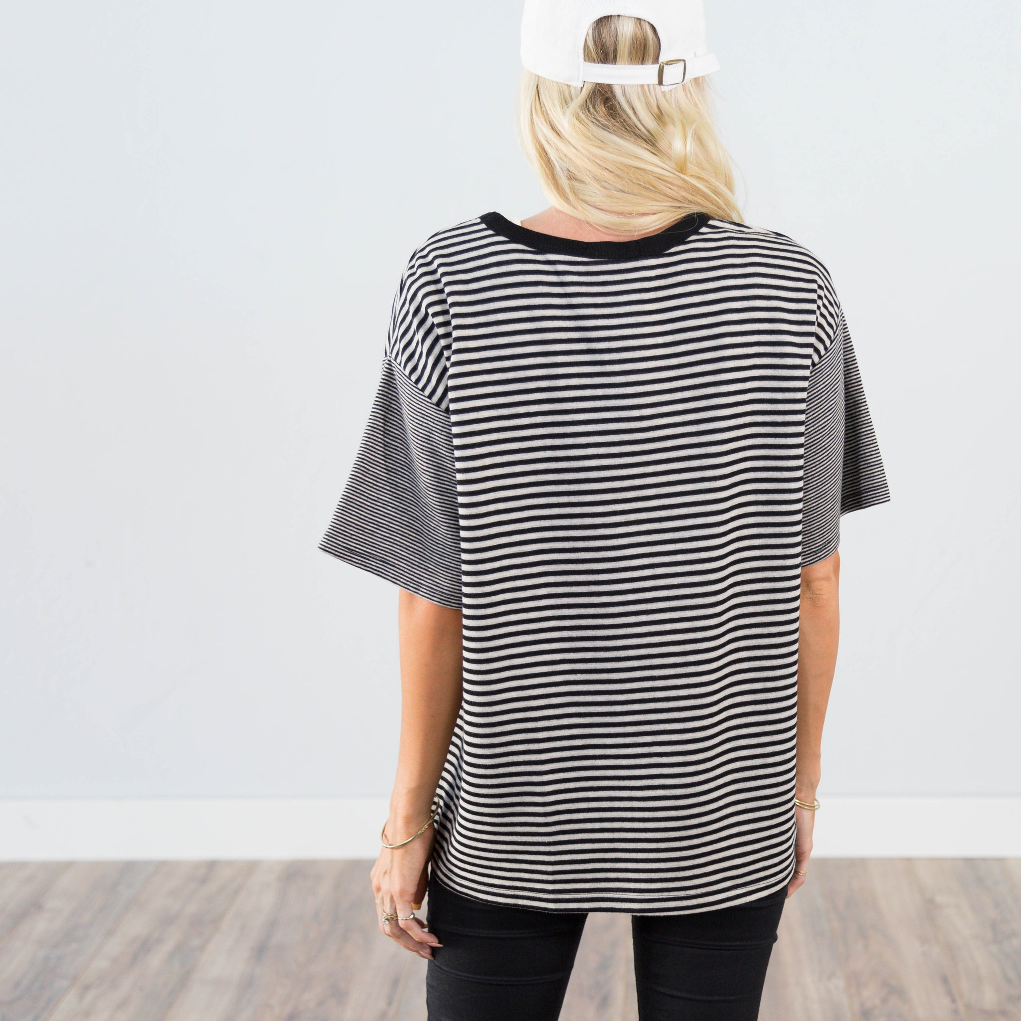 Vintage Stripes Top