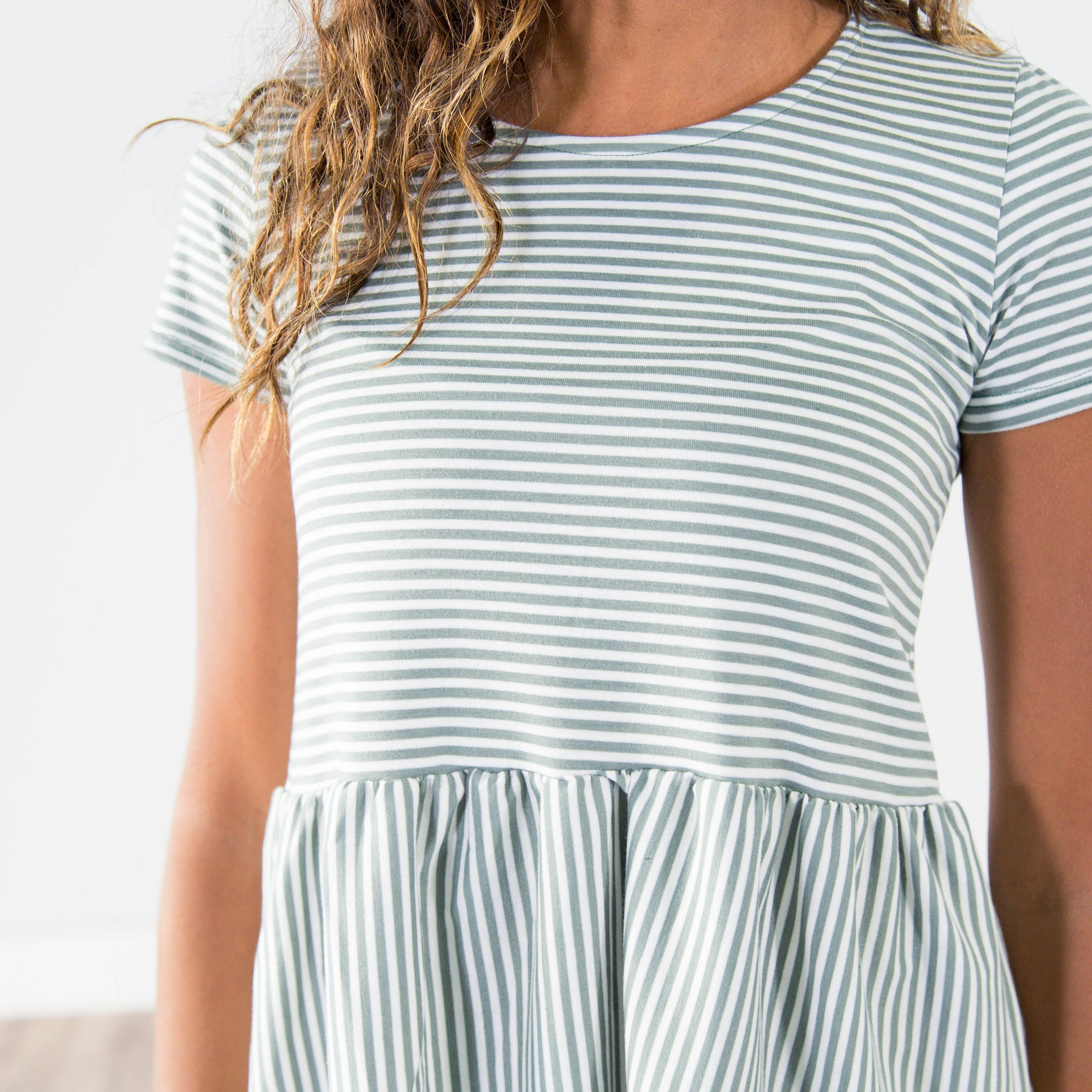 Faith Stripe Top