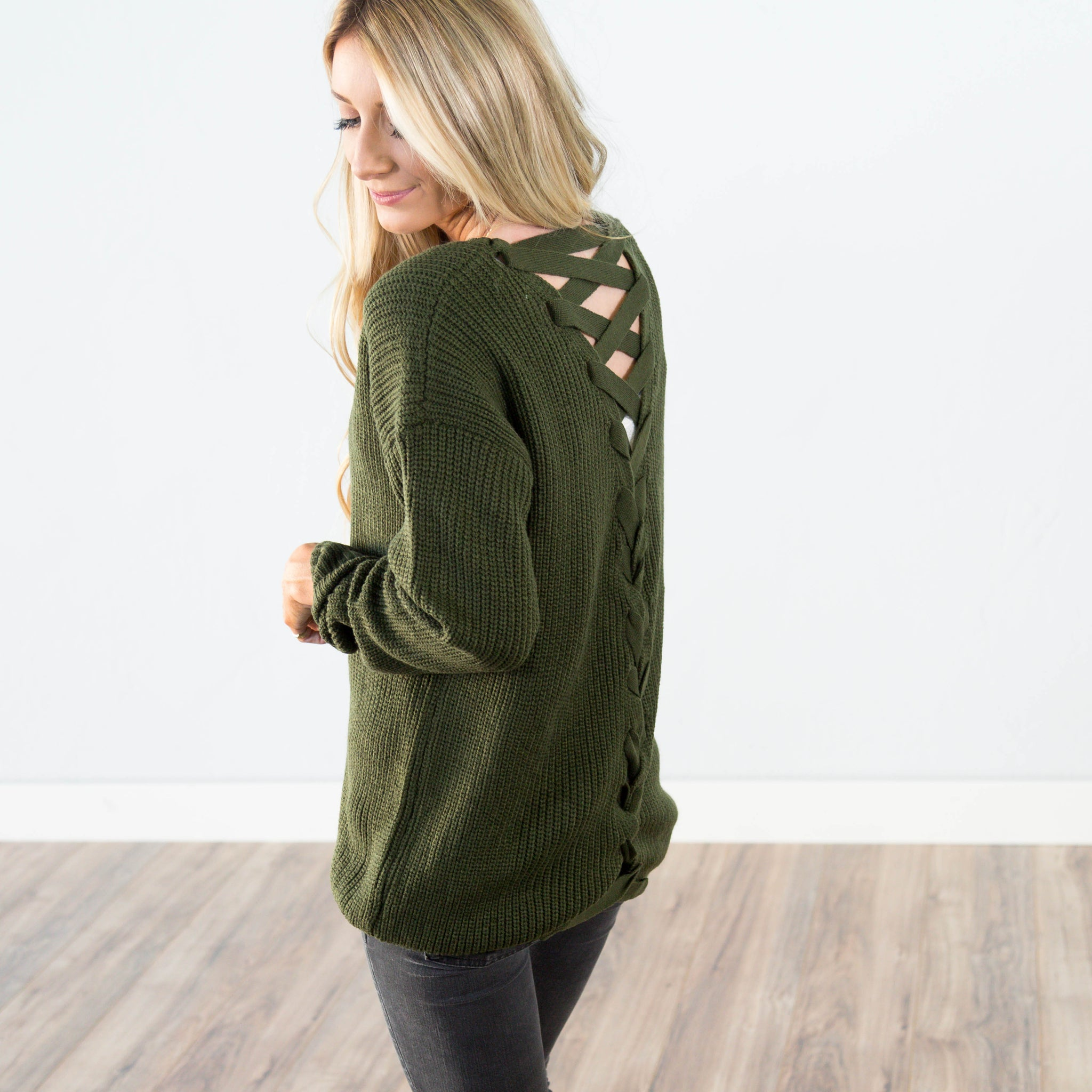 Ryleigh Olive Top