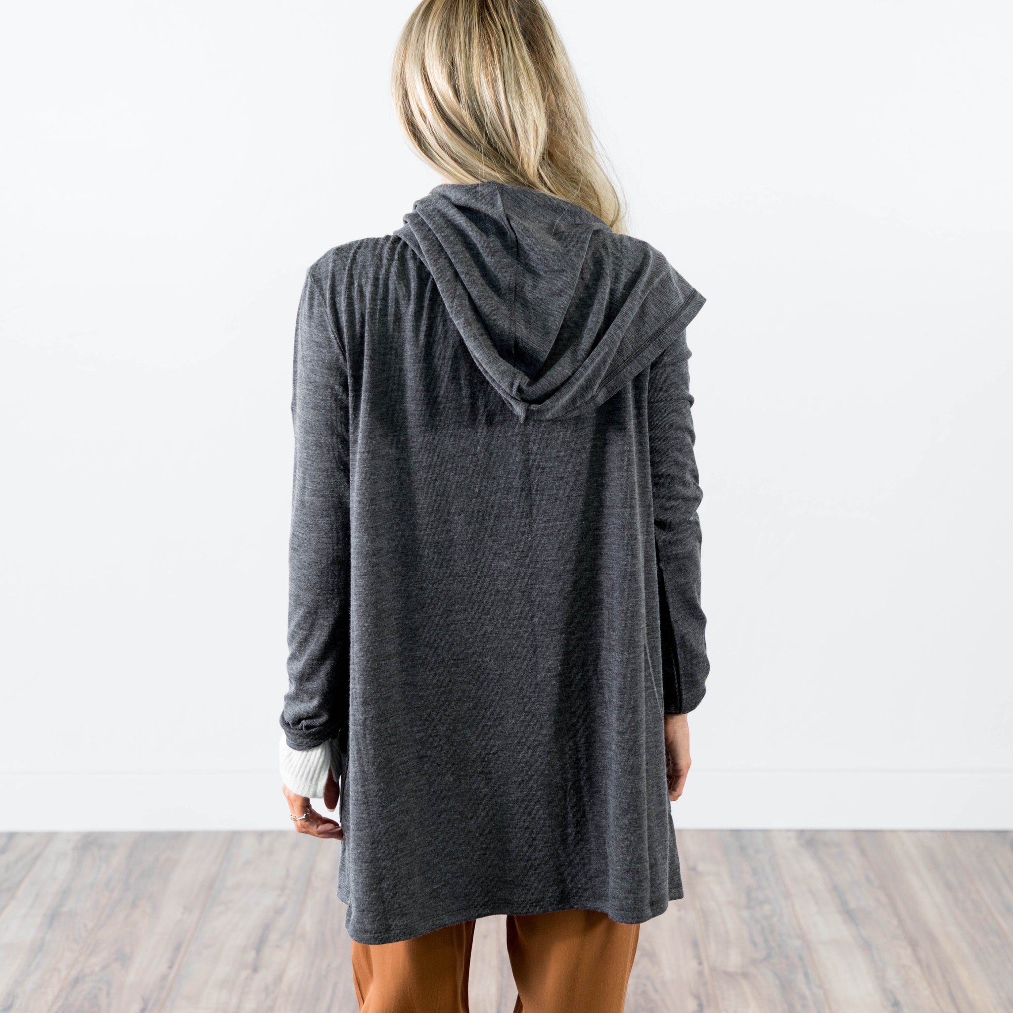 Mia Cardigan in Black