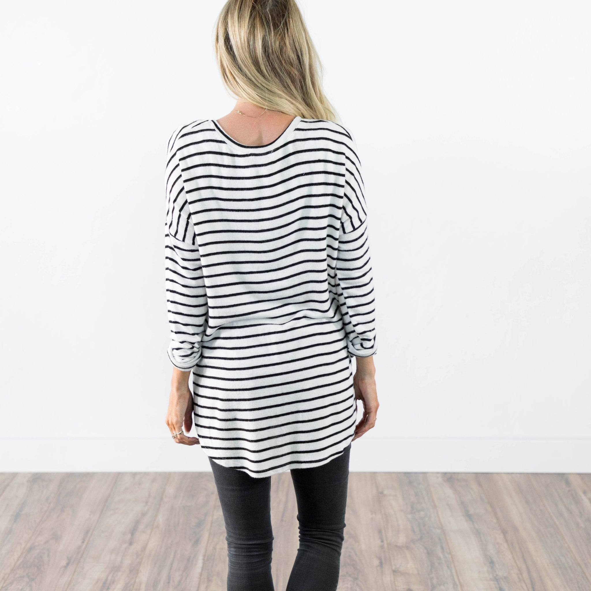 Cosima Stripe Top