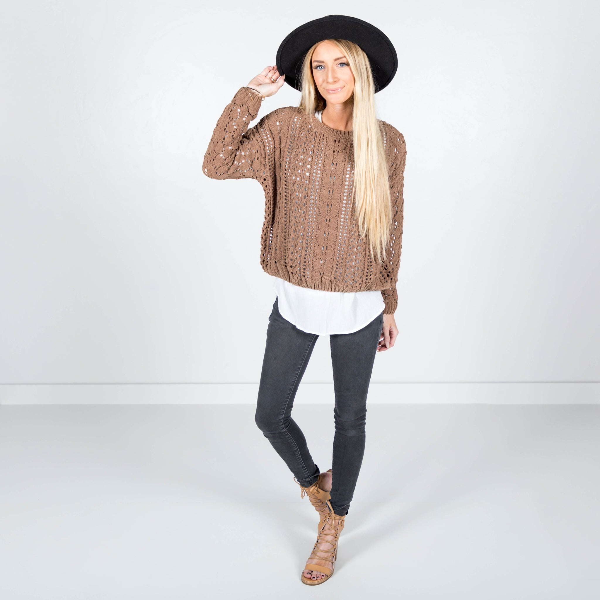 Barley Sweater
