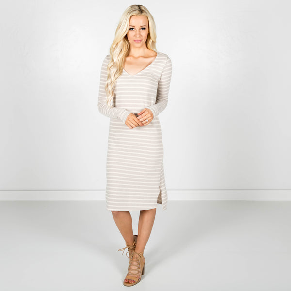Lynleigh Long Sleeve Dress