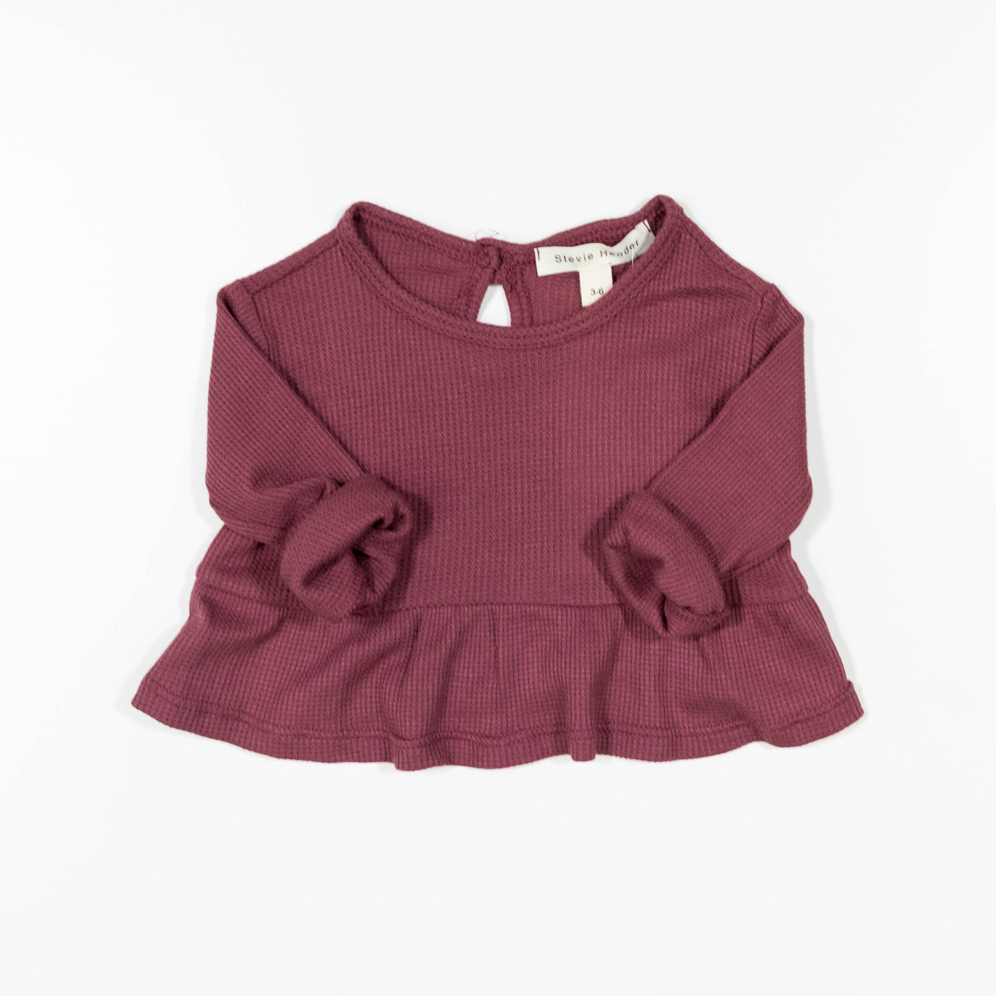 Tilly Baby Doll Top in Marsella