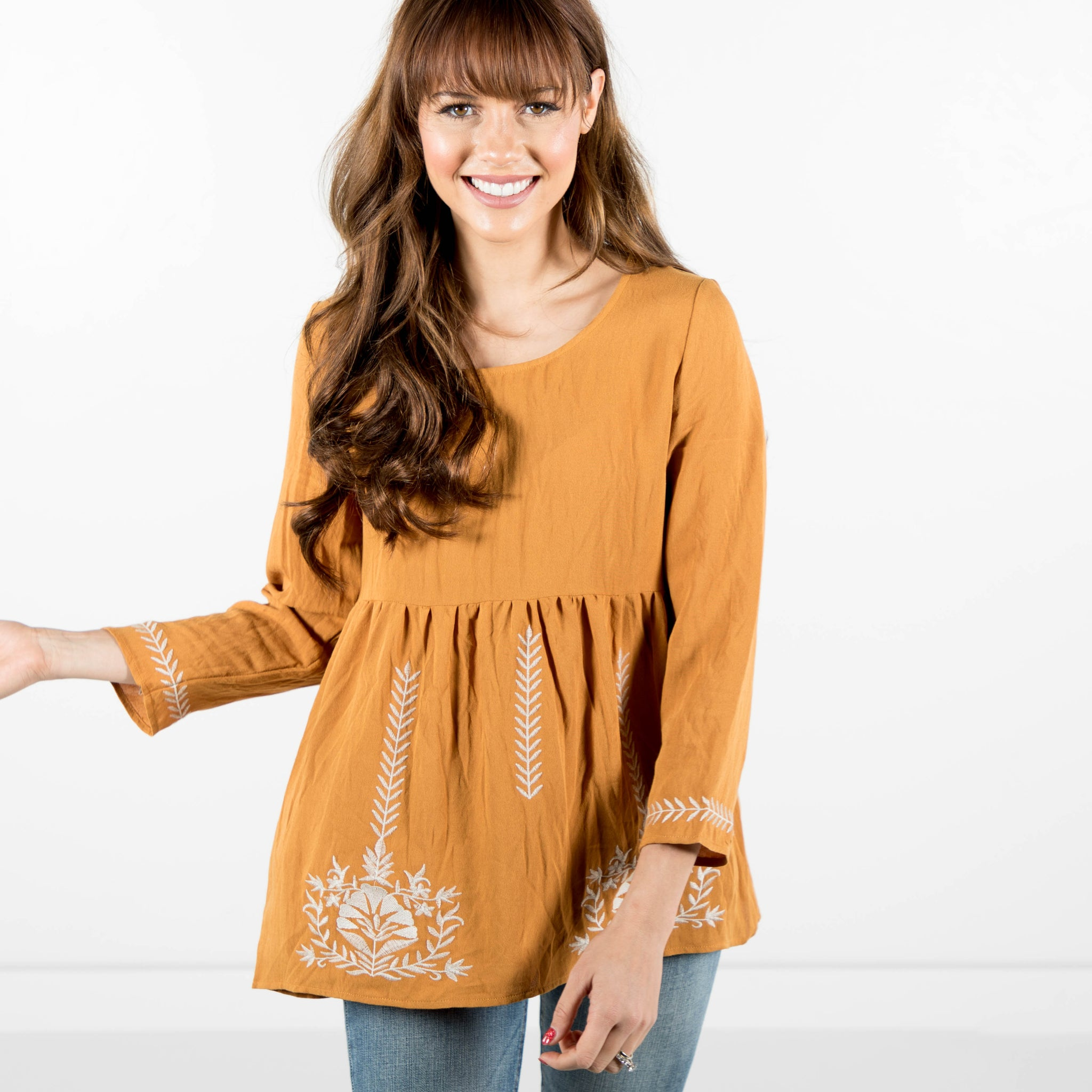 Knox Long Sleeve Top