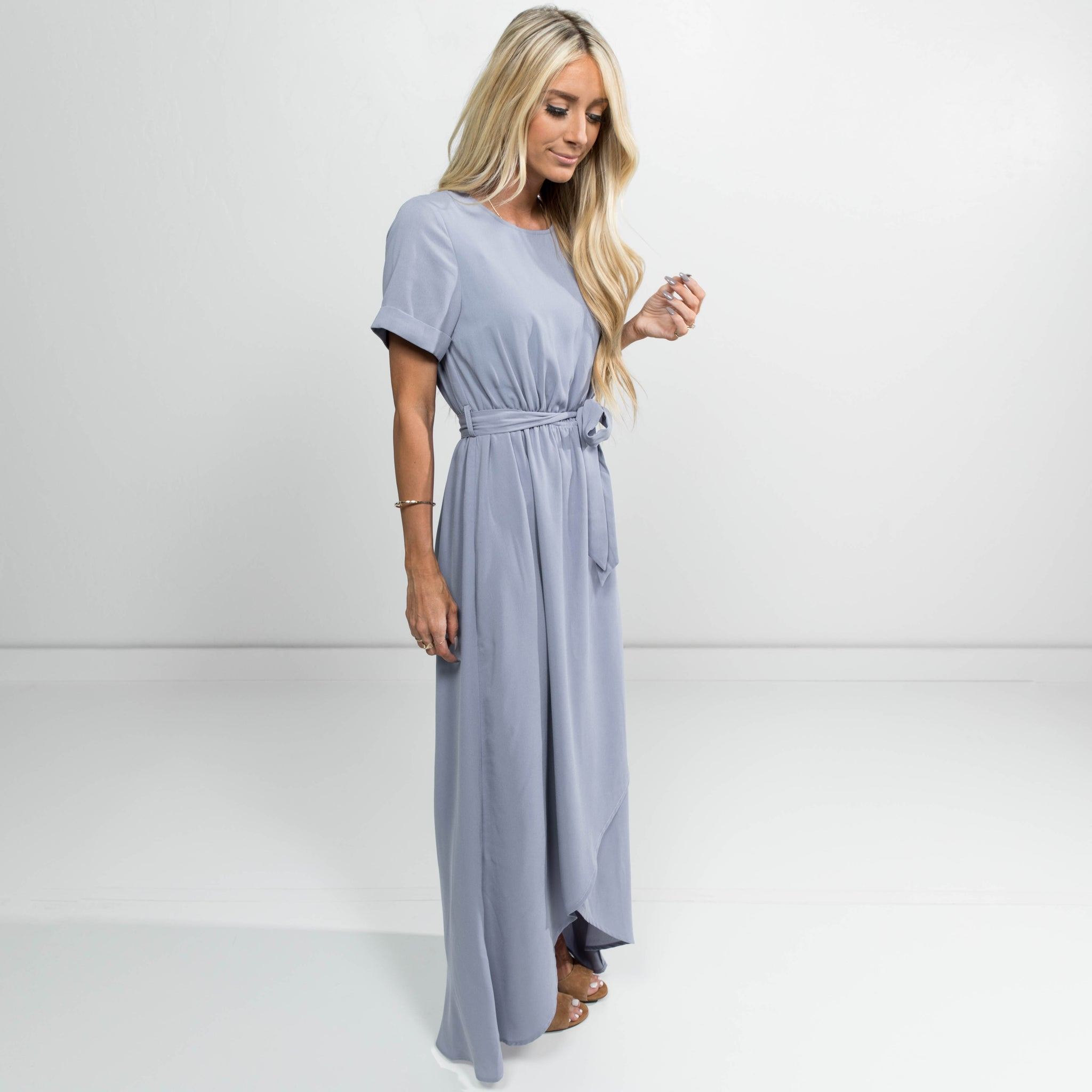 Liv Tie Waist Dress
