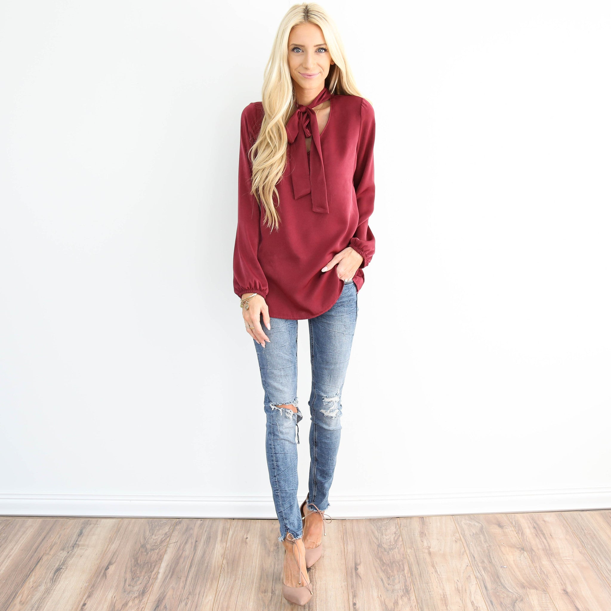 Mariona Blouse