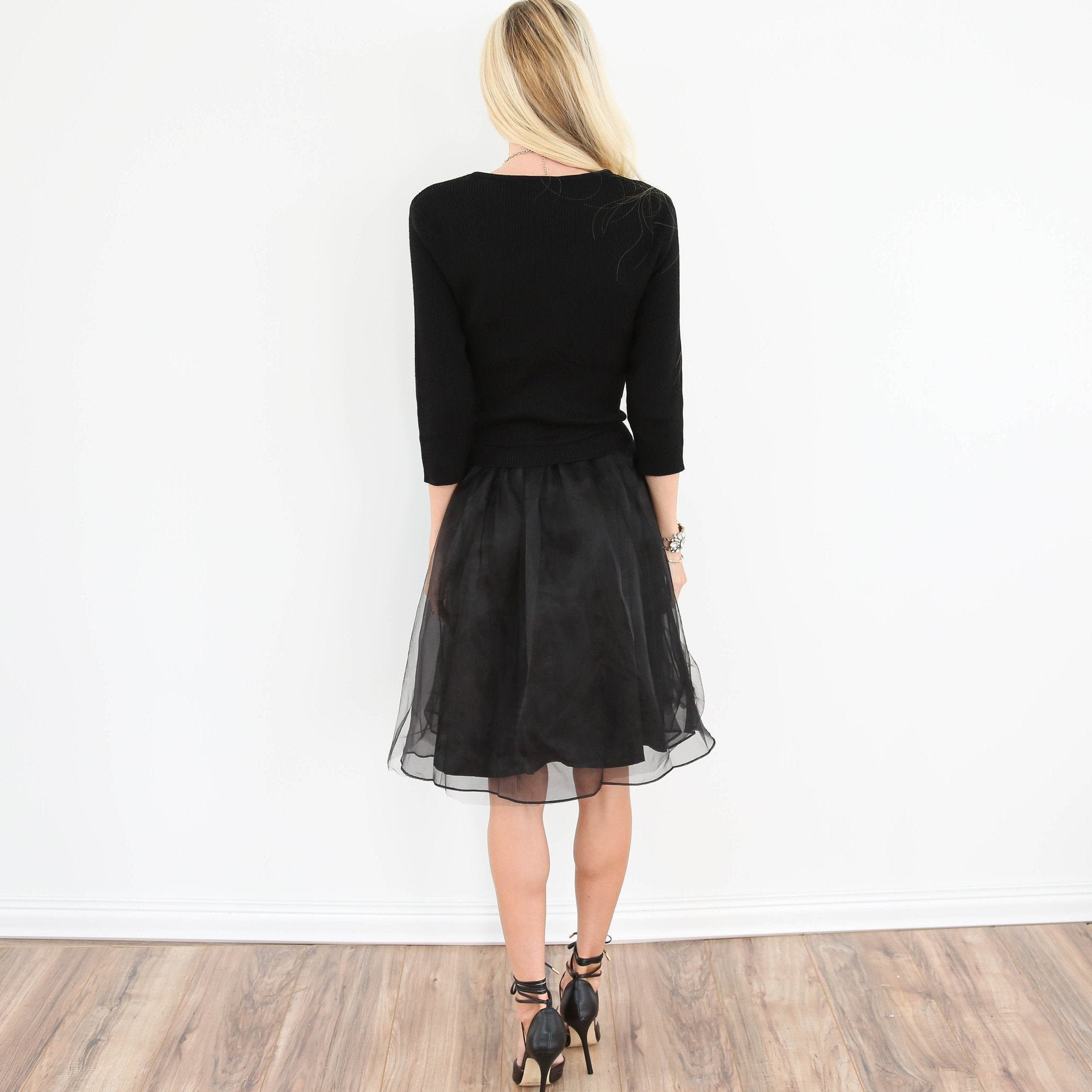 Lovette Dress in Black