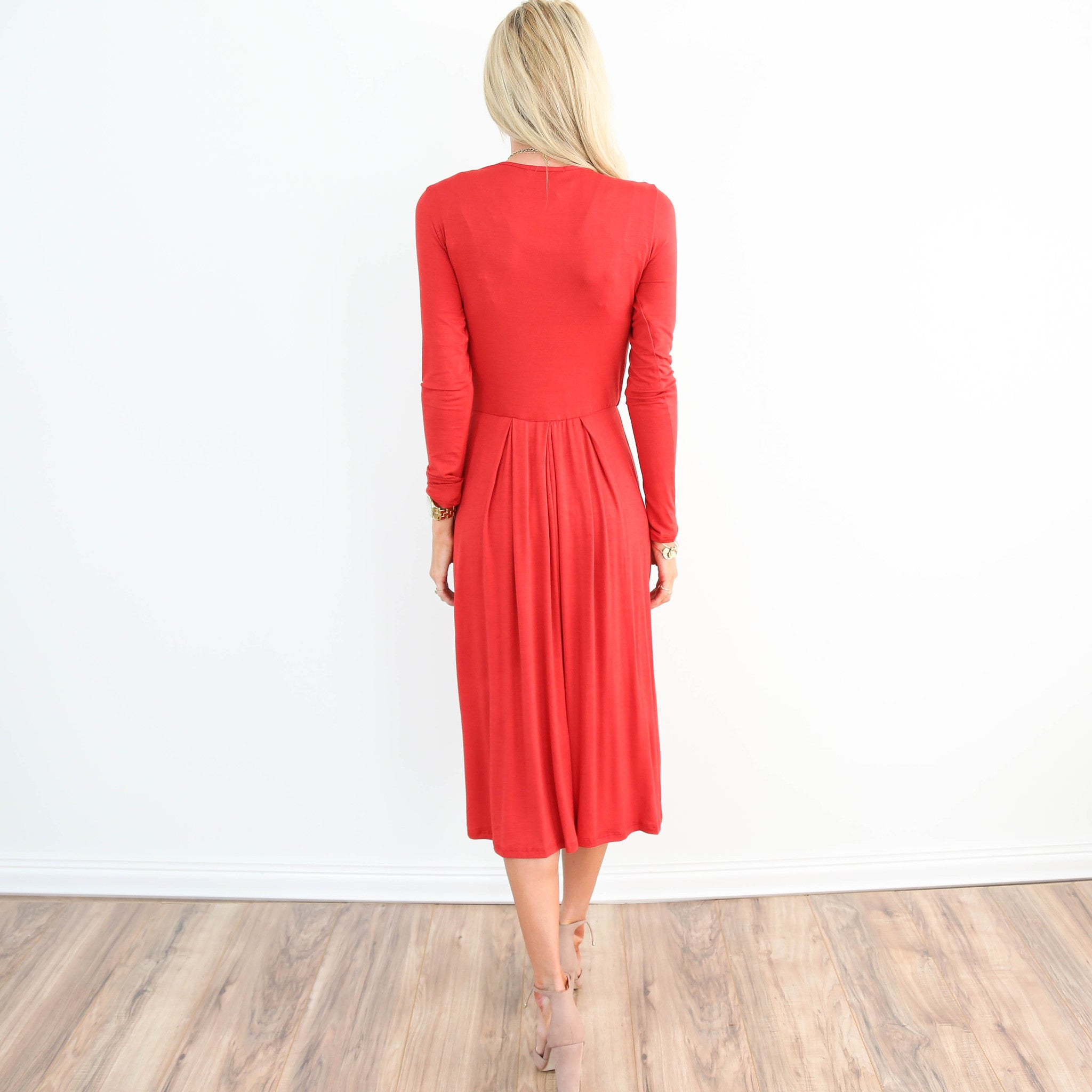 Lida Pocket Dress