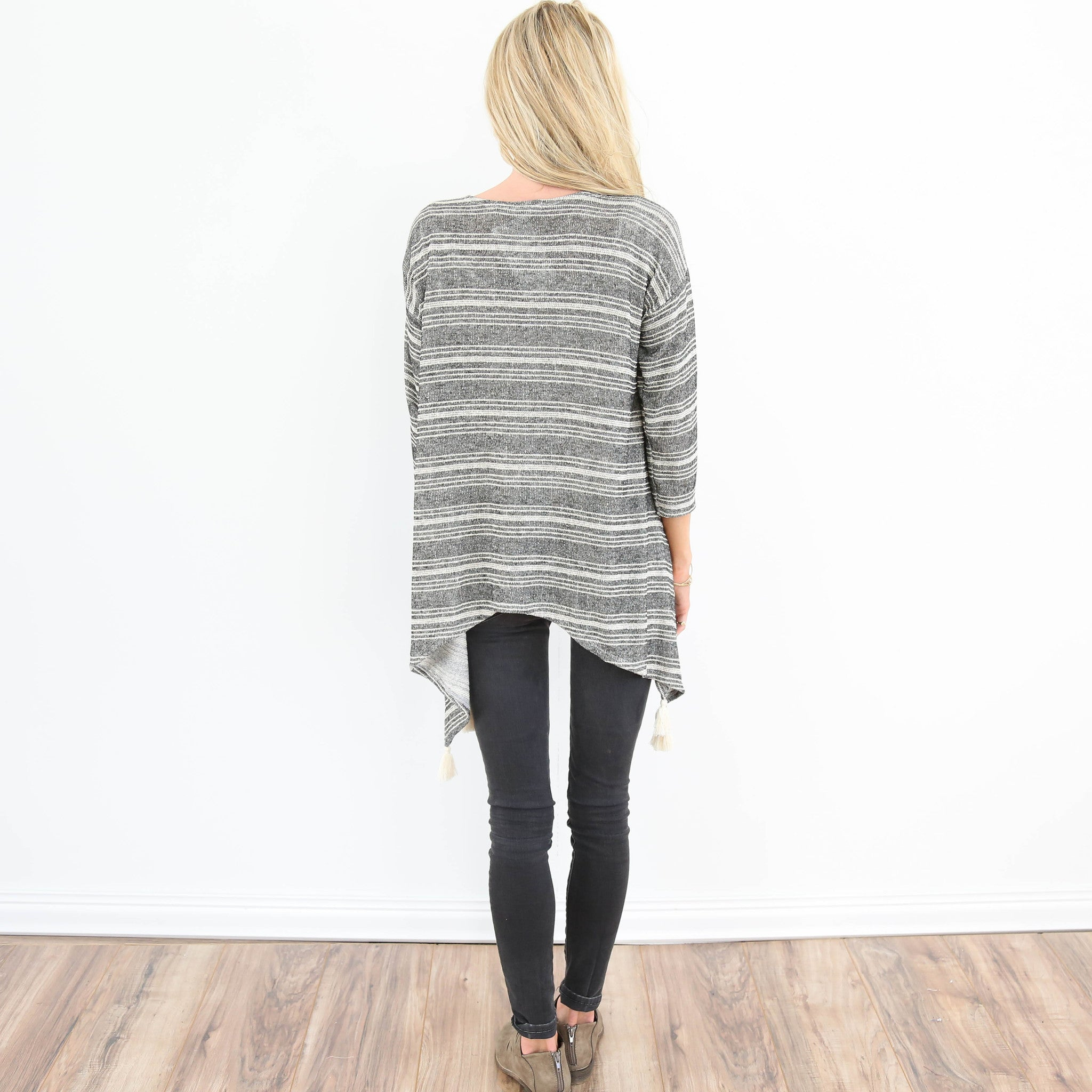 Kinsley Tassel Sweater