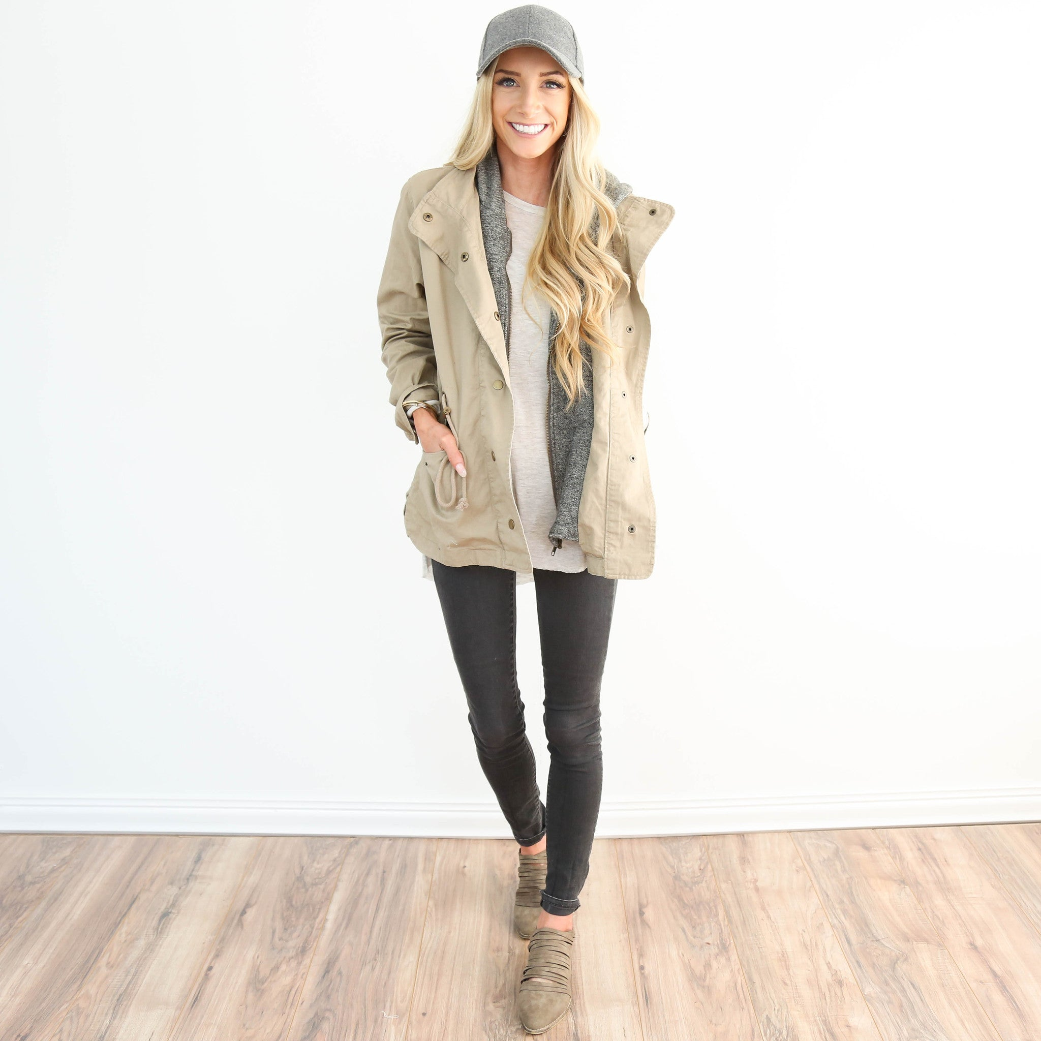 Renn Hooded Jacket