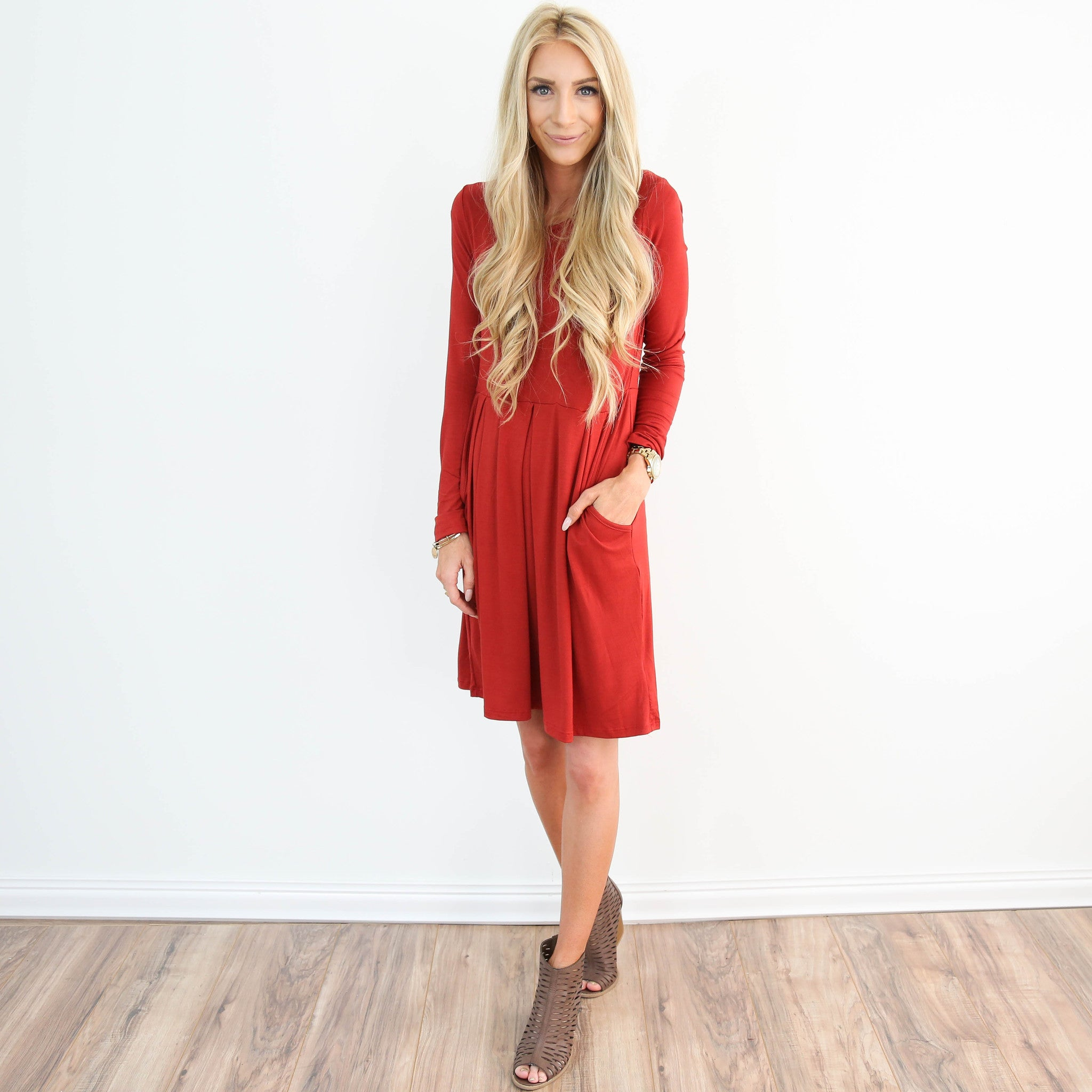 Gabby Pocket Dress