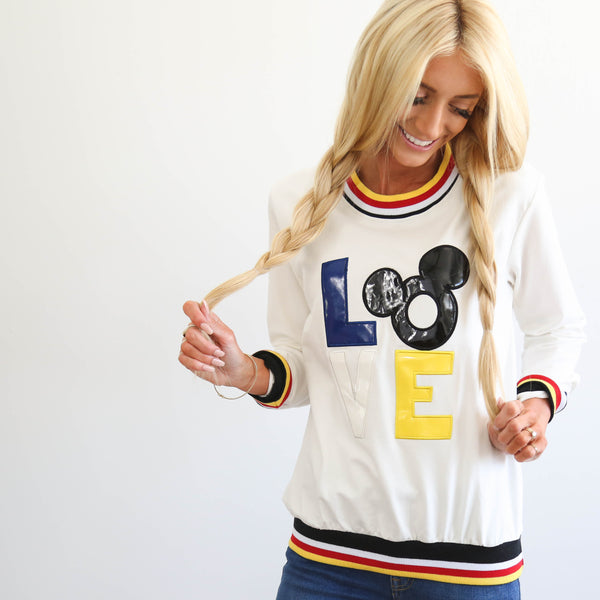Mickey Crew Sweater