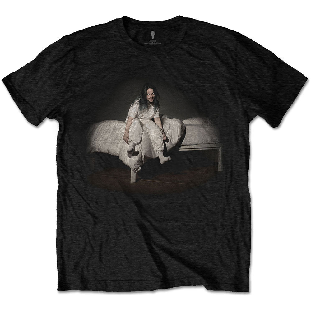 Billie Eilish Unisex Tee: Sweet Dreams (Black) - House of Merch